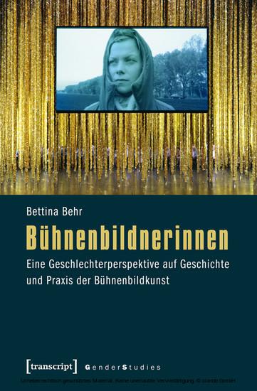 Bühnenbildnerinnen - Blick ins Buch