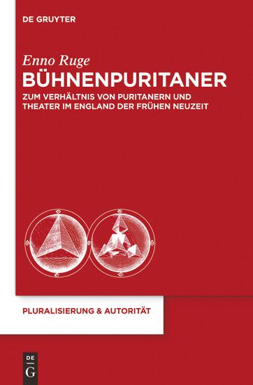Bühnenpuritaner - Blick ins Buch