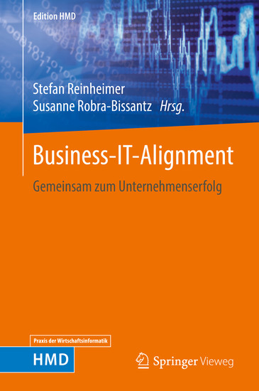 Business-IT-Alignment - Blick ins Buch