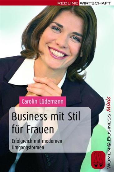 Business mit Stil für Frauen - Blick ins Buch