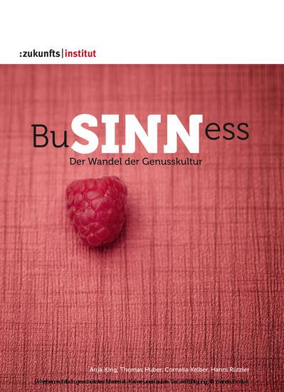 BuSINNess - Blick ins Buch
