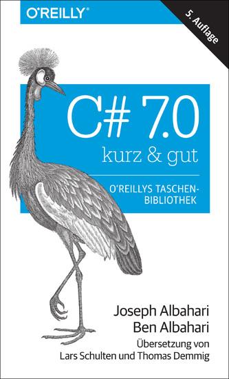 C# 7.0 - kurz & gut - Blick ins Buch