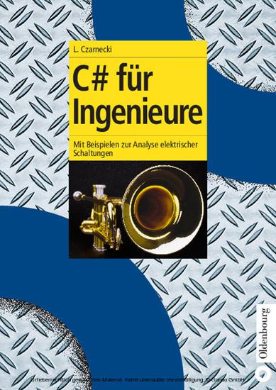 C# für Ingenieure - Blick ins Buch