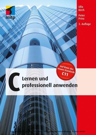 C - Lernen und professionell anwenden - Blick ins Buch