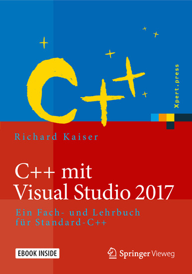 C++ mit Visual Studio 2017 - Blick ins Buch