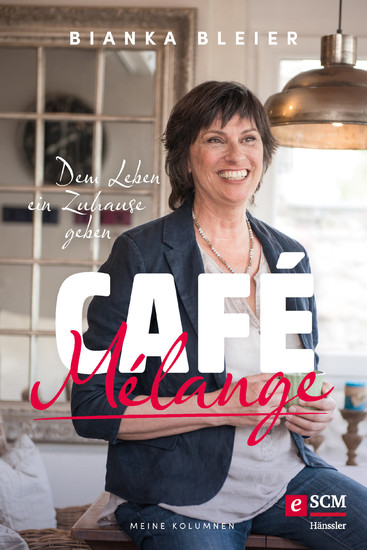 Café Mélange - Blick ins Buch