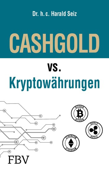 CASHGOLD vs. Kryptowährungen - Blick ins Buch