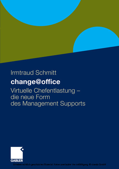 change@office - Blick ins Buch