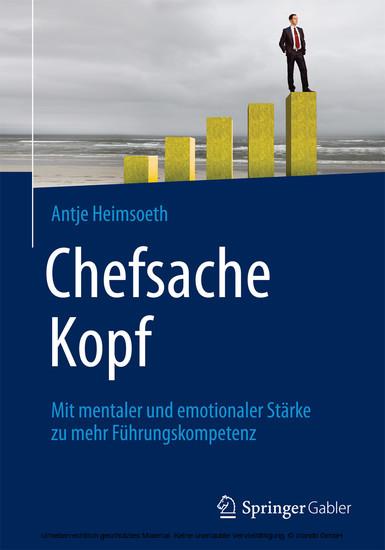 Chefsache Kopf - Blick ins Buch