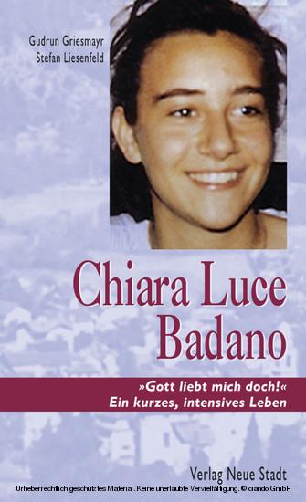 Chiara Luce Badano - Blick ins Buch