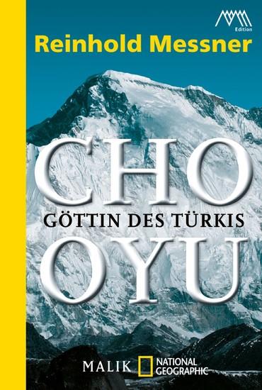 Cho Oyu - Blick ins Buch