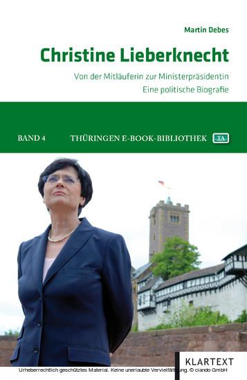 Christine Lieberknecht - Blick ins Buch