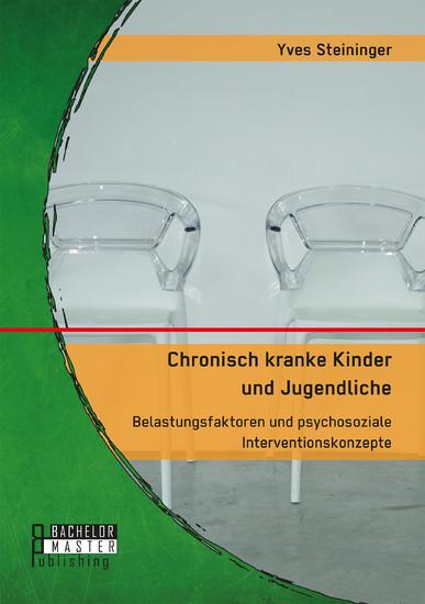 Chronisch kranke Kinder und Jugendliche - Blick ins Buch