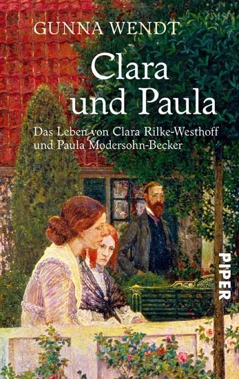 Clara und Paula - Blick ins Buch