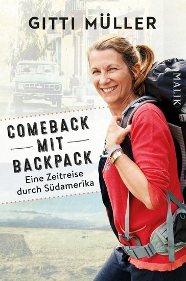 Comeback mit Backpack - Blick ins Buch