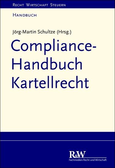 Compliance-Handbuch Kartellrecht - Blick ins Buch