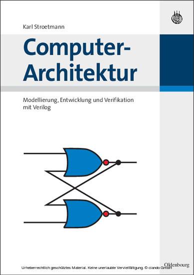 Computer-Architektur - Blick ins Buch