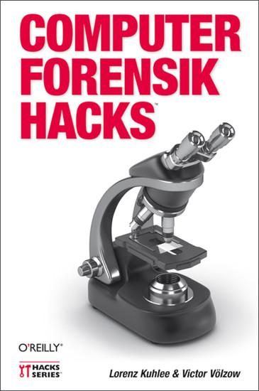 Computer-Forensik Hacks - Blick ins Buch