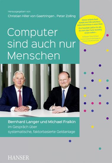Computer sind auch nur Menschen - Blick ins Buch