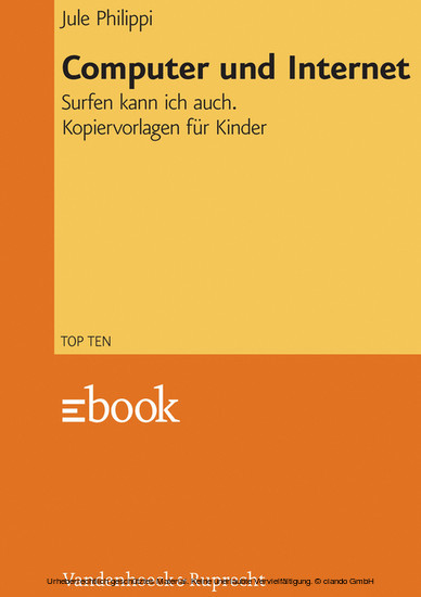 Computer und Internet - Blick ins Buch