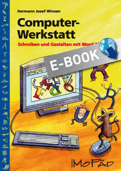 Computer-Werkstatt - Blick ins Buch