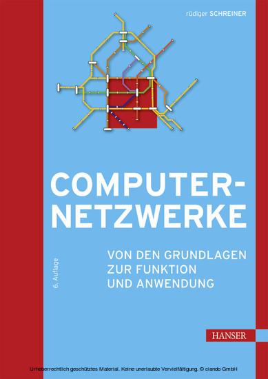 Computernetzwerke - Blick ins Buch