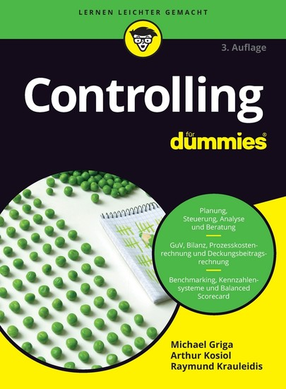 Controlling für Dummies - Blick ins Buch