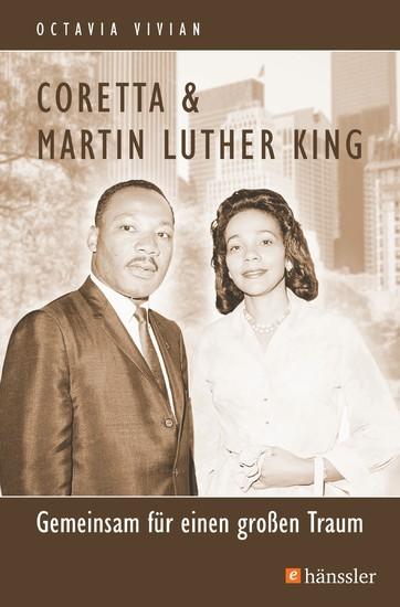 Coretta & Martin Luther King - Blick ins Buch