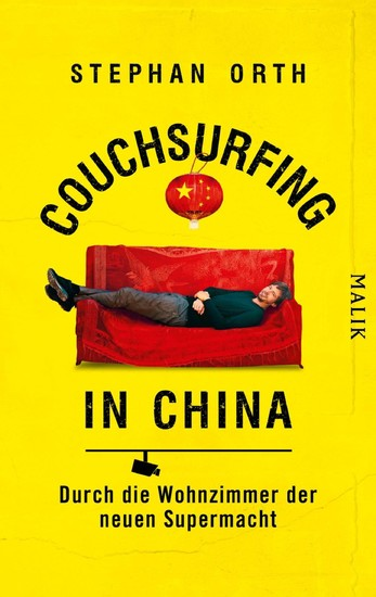 Couchsurfing in China - Blick ins Buch