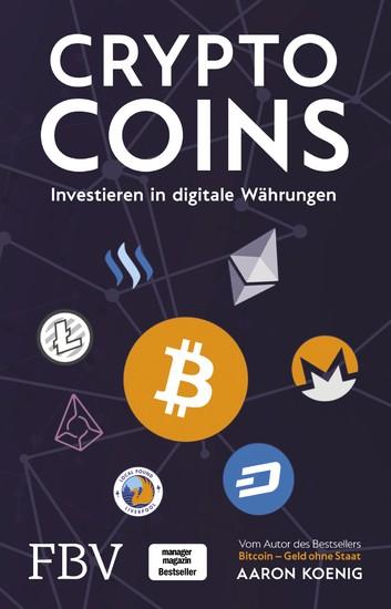 Cryptocoins - Blick ins Buch