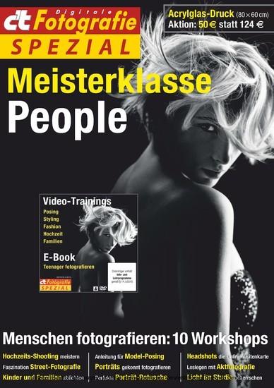 c't Fotografie Spezial: Meisterklasse Edition 3 - Blick ins Buch