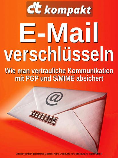 c't kompakt: E-Mail verschlüsseln - Blick ins Buch