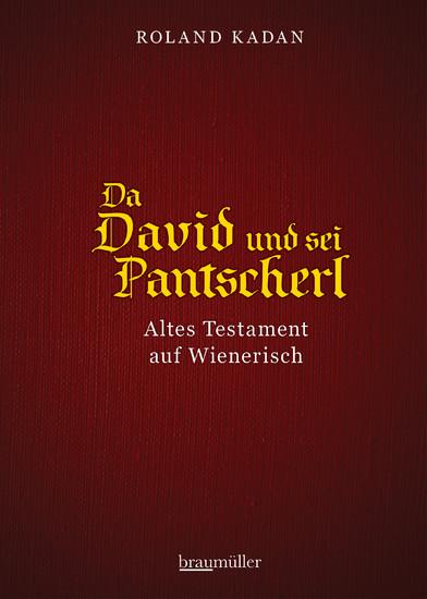 Da David und sei Pantscherl - Blick ins Buch