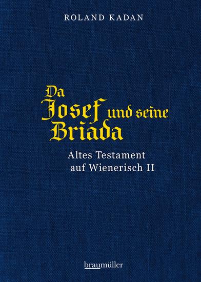 Da Josef und seine Briada - Blick ins Buch