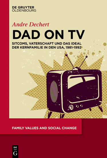 Dad on TV - Blick ins Buch