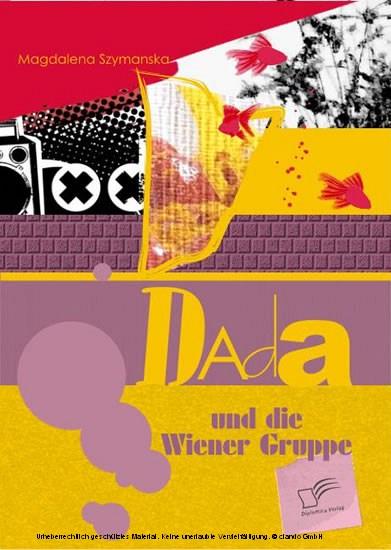 Dada und die Wiener Gruppe - Blick ins Buch