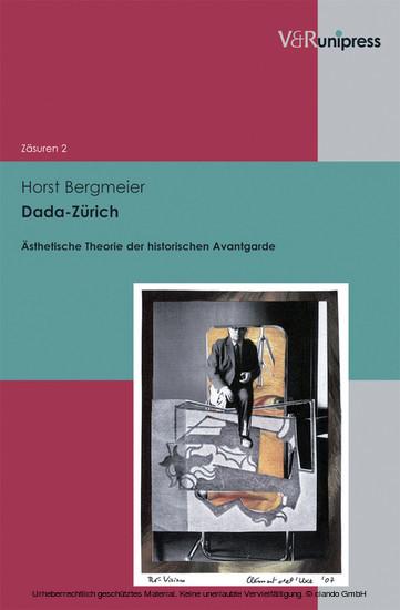 Dada-Zürich - Blick ins Buch