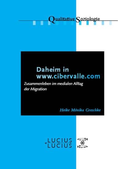 Daheim in www.cibervalle.de - Blick ins Buch