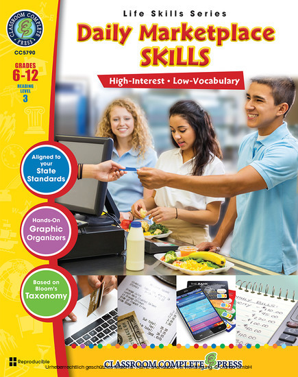 Daily Marketplace Skills - Blick ins Buch