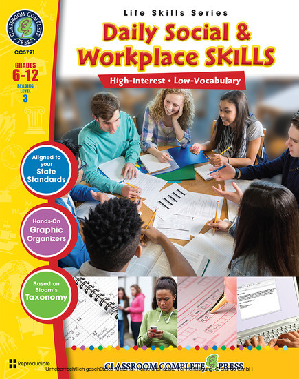 Daily Social & Workplace Skills - Blick ins Buch