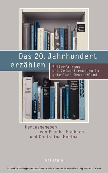 Das 20. Jahrhundert erzählen - Blick ins Buch