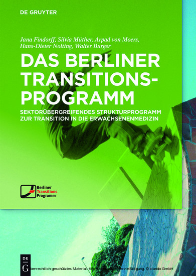 Das Berliner TransitionsProgramm - Blick ins Buch