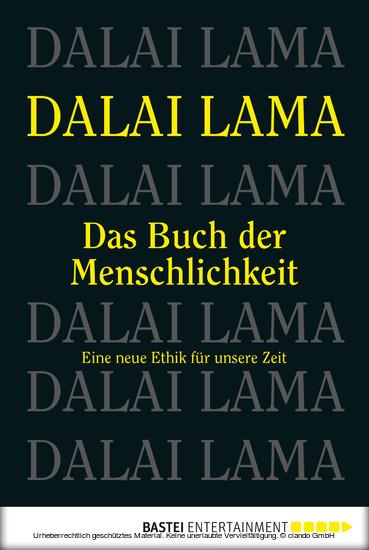Das Buch der Menschlichkeit - Blick ins Buch