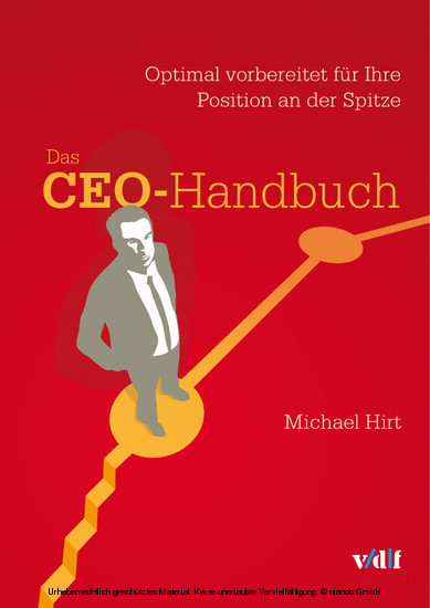 Das CEO-Handbuch - Blick ins Buch