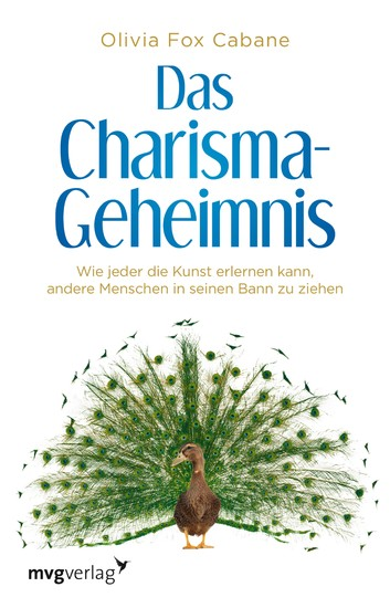 Das Charisma-Geheimnis - Blick ins Buch