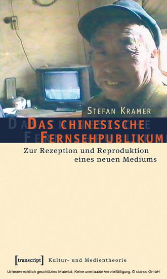 Das chinesische Fernsehpublikum - Blick ins Buch