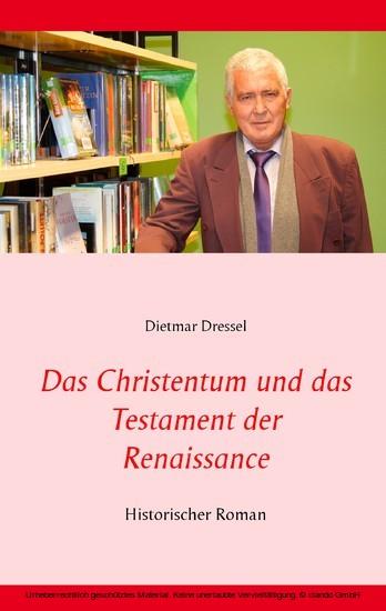 Das Christentum und das Testament der Renaissance - Blick ins Buch