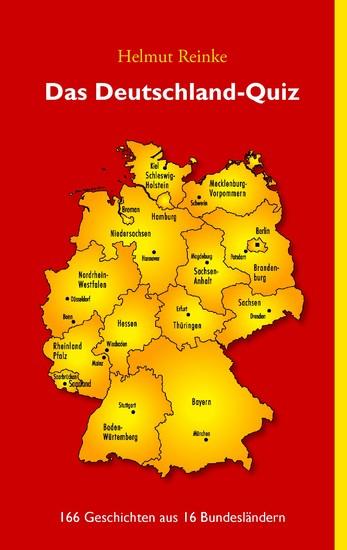 Das Deutschland-Quiz - Blick ins Buch