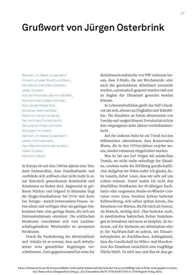 Das Einsamkeits-Buch - Blick ins Buch