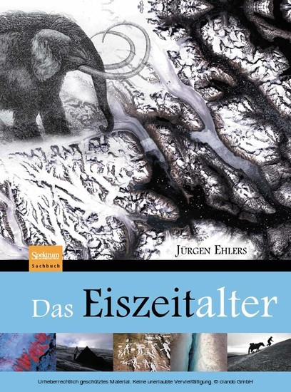 Das Eiszeitalter - Blick ins Buch